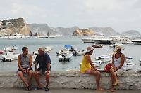 Isola di Ponza.  Ponza Isle