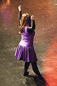 "Katherine Morland dancing to ""The Flame of Hope"".  Special Olympics Surrey put on a show,   ""Beyond the Stars"", at the Rose Theatre, Kingston upon Thames to raise money for the  SOGB team.  The Special Olympics are for athletes with learning disabilities."