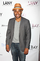 """LOS ANGELES - AUG 4:  Derrell Whitt at the """"The Bay"""" Red Carpet Extravaganza at the Open Air Kitchen + Bar on August 4, 2014 in West Hollywood, CA"""