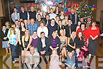 8620-8625.---------.Well kept secret.----------------.Maria O Callighan(seated centre)originally from Killarney but now living in Kiskeam Co Cork got the best 50th birthday present ever from her hubby John,sons Michael,Steven,Allen and Trevor and her daughter Mary Tresia who organised a surprise party in the Grand hotel Denny St Tralee last Friday night in which her sister travelled from Italy and others from the UK to enjoy the celebration.   Copyright Kerry's Eye 2008