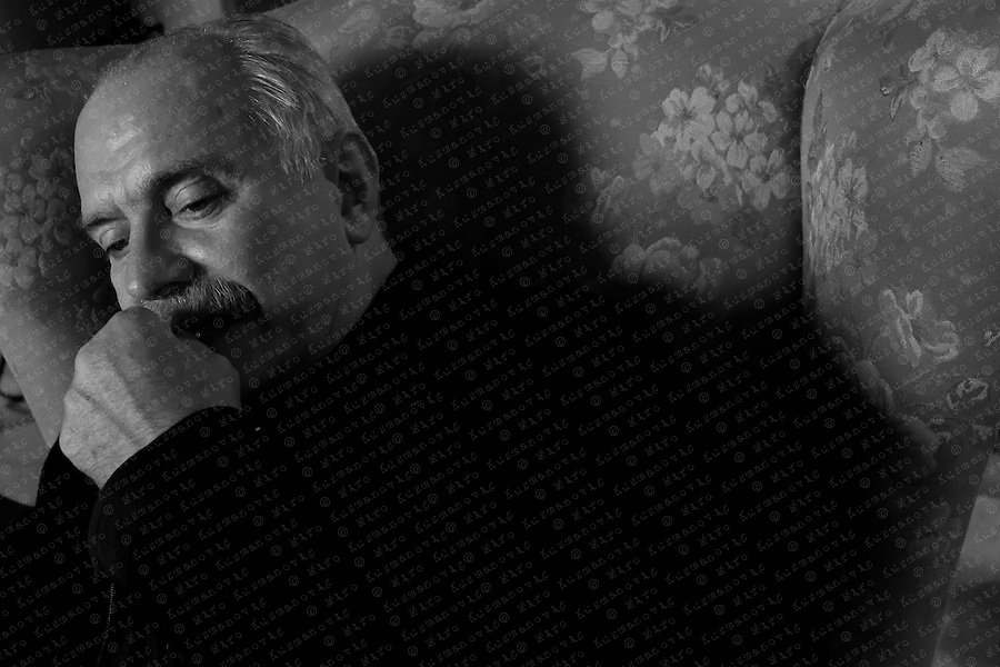 Nikita Sergeyevich Mikhalkov, a Soviet and Russian filmmaker, actor, and head of the Russian Cinematographers' Union.