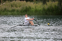 Race: 71: J14 1x  Heat 2<br /> <br /> Peterborough Summer Regatta 2017 - Saturday<br /> <br /> To purchase this photo, or to see pricing information for Prints and Downloads, click the blue 'Add to Cart' button at the top-right of the page.