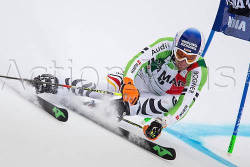 22.12.2013, Gran Risa, Alta Badia, ITA, FIS Ski Weltcup, Alta Badia,  Fritz Dopfer (GER) in action during mens Giant Slalom of the Alta Badia