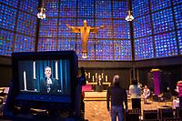2020/03/22 Corona-Krise   Religion   Fernsehgottesdienst