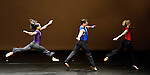 Taylor2 Dance Company in Rehearsal