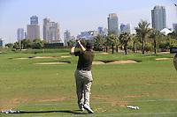 Eamon Darcey (NIR) Dubai Desert Classic