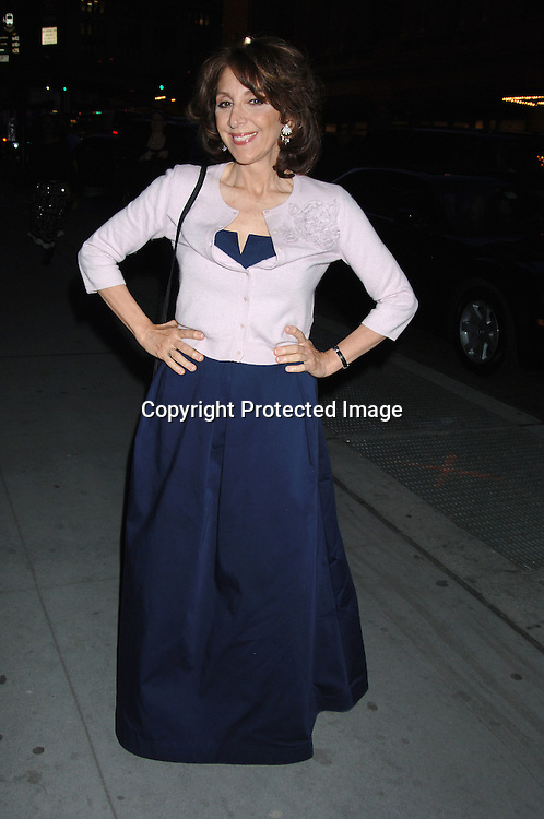 Andrea Martin..at The American Theatre Wing's Annual Spring Gala honoring Matthew Broderick and Nathan Lane on ..April 10, 2006 at Cipriani 42nd Street. ..Robin Platzer, Twin Images