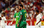 Real Sociedad's Willian Jose during La Liga match. Sep 29, 2019. (ALTERPHOTOS/Manu R.B.)