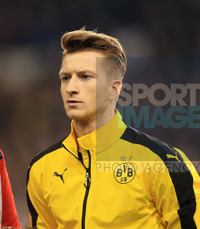 Dortmund's Marco Reus in action during the Europa League match at White Hart Lane Stadium.  Photo credit should read: David Klein/Sportimage