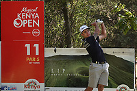 Ivan Cantero Gutierrez (ESP) during previews ahead of the Magical Kenya Open presented by ABSA, Karen Country Club, Nairobi, Kenya. 13/03/2019<br /> Picture: Golffile | Phil Inglis<br /> <br /> <br /> All photo usage must carry mandatory copyright credit (&copy; Golffile | Phil Inglis)