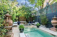 East End London home with heated pool yours for £2m