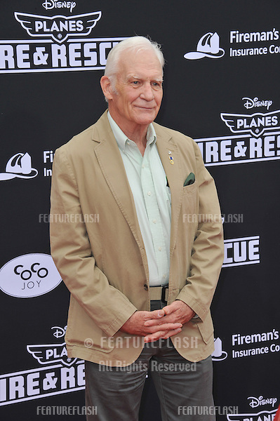 Captain Dale Dye at the world premiere of Disney's &quot;Planes: Fire &amp; Rescue&quot; at the El Capitan Theatre, Hollywood.<br /> July 15, 2014  Los Angeles, CA<br /> Picture: Paul Smith / Featureflash