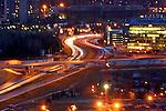 CITY STREET LIGHTS