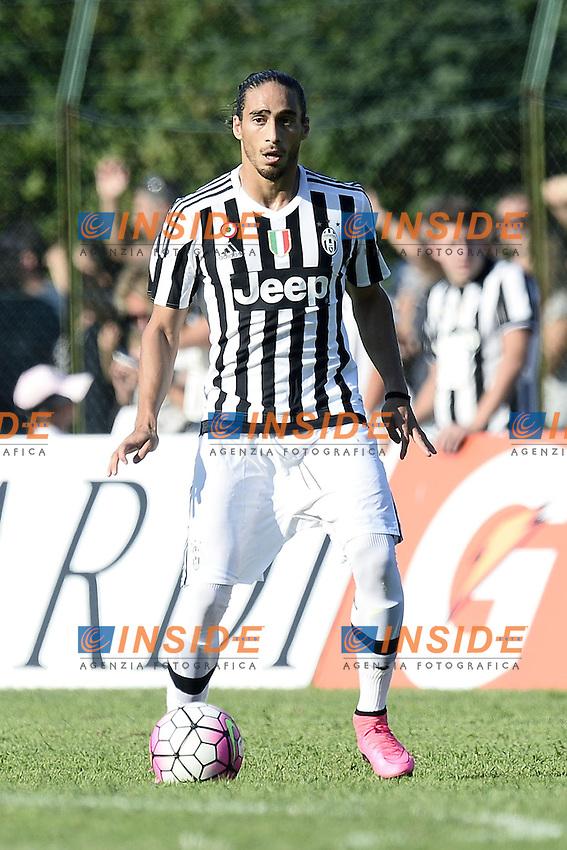 Villar Perosa (To) 19-08-2015 - amichevole / Juventus A-Juventus B / foto Daniele Buffa/Image Sport/Insidefoto<br /> nella foto: Martin Caccerei