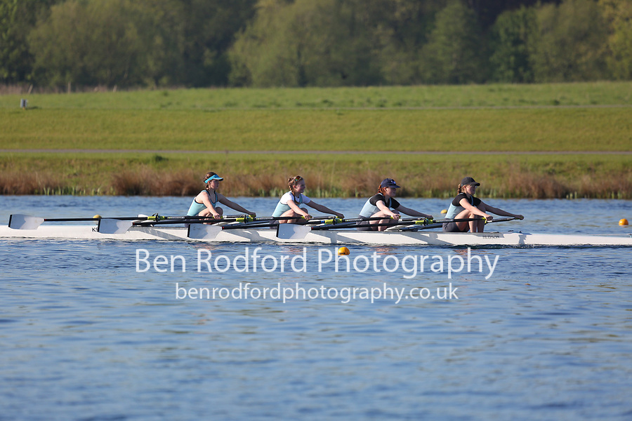 Race: 2  Event: WJ18 4x  Time Trial<br /> <br /> Junior Sculling Regatta 2018<br /> <br /> To purchase this photo, or to see pricing information for Prints and Downloads, click the blue 'Add to Cart' button at the top-right of the page.