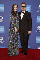 03 January 2019 - Palm Springs, California - Gisele Schmidt, Gary Oldman. 30th Annual Palm Springs International Film Festival Film Awards Gala held at Palm Springs Convention Center.            <br /> CAP/ADM/FS<br /> &copy;FS/ADM/Capital Pictures