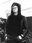 Motley Crue Mick Mars 1981<br /> &copy; Chris Walter