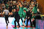 League ACB-ENDESA 2017/2018. Game: 30.<br /> Divina Seguros Joventut vs Valencia Baket Club: 77-75.<br /> Carles Duran.