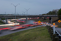 Commutes lasting 2-3 hours during rush hour morning and afternoon rush-hour commutes are typical when using the overcrowded and congested Mopac Expressway in Austin, Texas.