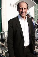 SÃO PAULO, 17 DE AGOSTO DE 2012 - CAMPANHA GABRIEL CHALITA - Paulo Skaf Presidente da Fiesp visita a 10ª Feira Internacional de Produtos, Equipamentos, Servicos e Tecnologia para Reabilitacao, Prevencao e Inclusao, Palacio de Convencoes do Anhembi,  nessa sexta, 17 - FOTO LOLA OLIVEIRA - BRAZIL PHOTO PRESS