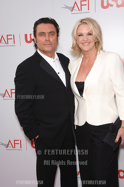 Actor IAN McSHANE at the 34th AFI Life Achievement Award Gala in Hollywood..June 8, 2006  Los Angeles, CA.© 2006 Paul Smith / Featureflash