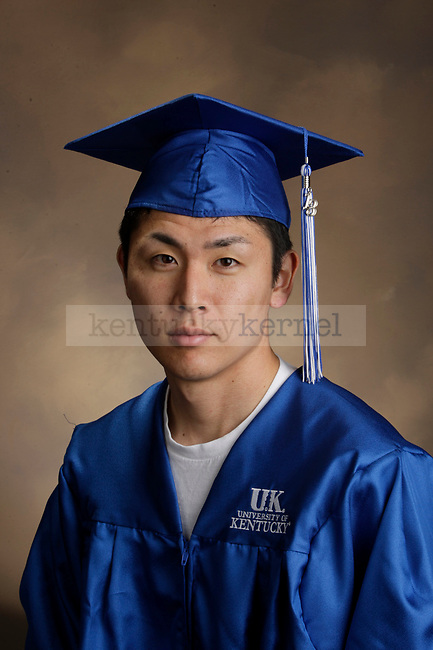 Imai, Kentaro photographed during the Feb/Mar, 2013, Grad Salute in Lexington, Ky.