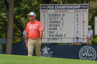 Stewart Cink (USA) looks over the green on 9 during 4th round of the 100th PGA Championship at Bellerive Country Club, St. Louis, Missouri. 8/12/2018.<br /> Picture: Golffile | Ken Murray<br /> <br /> All photo usage must carry mandatory copyright credit (&copy; Golffile | Ken Murray)