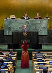 72 General Debate &ndash; 23rd of September  2017<br /> <br /> H.E. Mohamed ASIM<br /> Minister for Foreign Affairs of<br /> MALDIVES