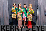 L-R 1st runner up Blathin Griffin, newly crowned Miss Kerry 2016 Niamh Enright, Miss Kerry 2015 Maired Breathnach and 2nd runner up Shannon Lonergan.