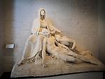 Pieta by Bartolomeo Ferrari, Academy Gallery, Venice, Italy