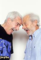 Gino Vignali e Michele Mozzati