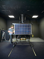 PV Test Module Lamone, SUPSI, Solar Panel Testing