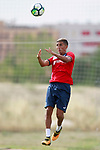 Getafe CF's Faycal Fajr during training session. August 1,2017.(ALTERPHOTOS/Acero)