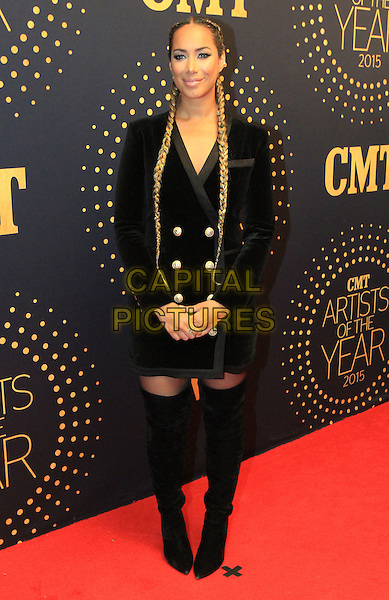 02 December 2015 - Nashville, Tennessee - Leona Lewis. 2015 &quot;CMT Artists of the Year&quot; held at Schermerhorn Symphony Center. <br /> CAP/ADM/BM<br /> &copy;BM/ADM/Capital Pictures
