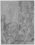 Christ before Annas by Albrecht Dürer, 1508 - 1600