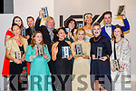 The Winners at KFW Irish Fashion Industry Awards at the Europe Hotel, Killarney on Friday night last.