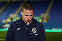 Blackburn Rovers' Jack Rodwell pictured before the match <br /> <br /> Photographer Andrew Kearns/CameraSport<br /> <br /> The EFL Sky Bet Championship - Reading v Blackburn Rovers - Wednesday 13th February 2019 - Madejski Stadium - Reading<br /> <br /> World Copyright © 2019 CameraSport. All rights reserved. 43 Linden Ave. Countesthorpe. Leicester. England. LE8 5PG - Tel: +44 (0) 116 277 4147 - admin@camerasport.com - www.camerasport.com
