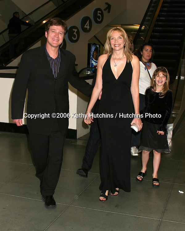 Frank Dicopoulos and family.Daytime Emmy Awards Nominee Party.Hollywood Roosevelt Hotel.Los Angeles, CA.April 27, 2006.©2006 Kathy Hutchins / Hutchins Photo..