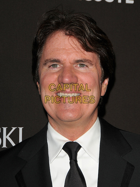 ROB MARSHALL.The 12th Annual Costume Designers Guild Awards held at The Beverly Hilton Hotel in Beverly Hills, California, USA. .February 25th, 2010 .headshot portrait black white .CAP/RKE/DVS.©DVS/RockinExposures/Capital Pictures.