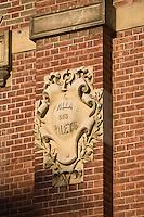 Europe/France/Picardie/80/Somme/Baie de Somme/ Saint-Valery-sur-Somme : détail villas du front de mer - Villa: Les Filets