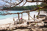JAMAICA, Port Antonio. The Winnifred Beach.