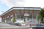 06 June 2006: Fritz-Walter Stadium in Kaiserslautern site of several games during the FIFA 2006 World Cup.