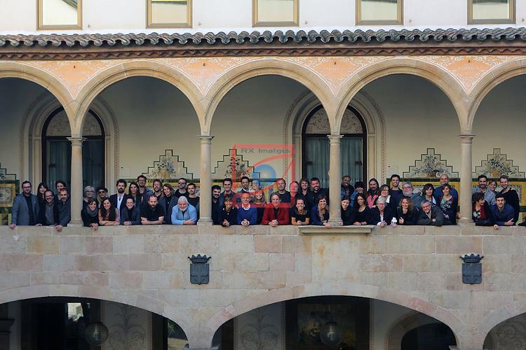 XXII Premis de Teatre de Catalunya.<br /> Presentacio Nominacions Premis Butaca 2016.