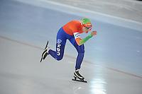 SCHAATSEN: HAMAR: Vikingskipet, 11-01-2014, Essent ISU European Championship Allround, 3000m Ladies, Yvonne Nauta (NED), ©foto Martin de Jong