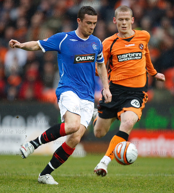 Barry Ferguson and Scott Robertson