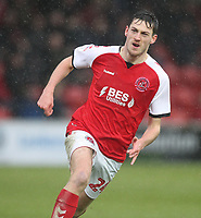Fleetwood Town's Ashley Nadesan <br /> <br /> Photographer Mick Walker/CameraSport<br /> <br /> The EFL Sky Bet League One - Fleetwood Town v Scunthorpe United - Saturday 26th January 2019 - Highbury Stadium - Fleetwood<br /> <br /> World Copyright © 2019 CameraSport. All rights reserved. 43 Linden Ave. Countesthorpe. Leicester. England. LE8 5PG - Tel: +44 (0) 116 277 4147 - admin@camerasport.com - www.camerasport.com