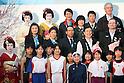 (L to R) Kaori Icho, Saori Yoshida, Tomiaki Fukuda, Hitomi Obara, Masato Mizuno, Tatsuhiro Yonemitsu, MARCH 6, 2013 : IOC Evaluation Commission menber visit at Tokyo Bigsight, Tokyo, Japan. The IOC evaluation commission, led by Reedie, began a four-day inspection of Tokyo's bid to host the 2020 Olympics. (Photo by Yusuke NakanishiAFLO SPORT)