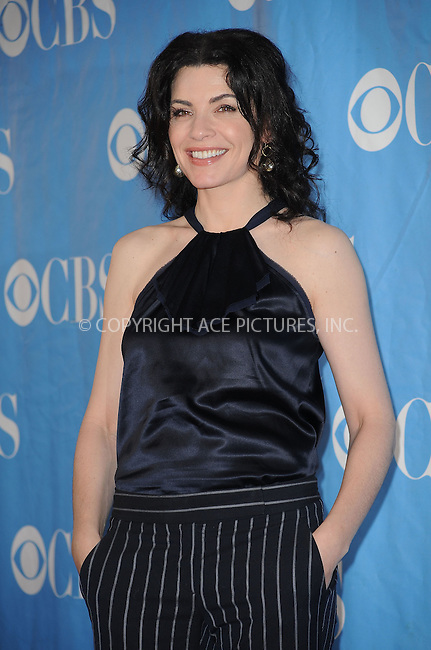 WWW.ACEPIXS.COM . . . . . ....May 20 2009, New York City....Actress Julianna Margulies at the 2009 CBS Upfront at Terminal 5 in Manhattan on May 20, 2009 in New York City.....Please byline: KRISTIN CALLAHAN - ACEPIXS.COM.. . . . . . ..Ace Pictures, Inc:  ..tel: (212) 243 8787 or (646) 769 0430..e-mail: info@acepixs.com..web: http://www.acepixs.com