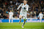 Gareth Bale of Real Madrid in action during the La Liga 2017-18 match between Real Madrid and Girona FC at Estadio Santiago Bernabéu  on March 18 2018 in Madrid, Spain. Photo by Diego Souto / Power Sport Images