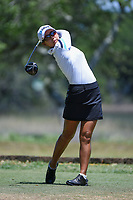 Jenny Shin (KOR) watches her tee shot on 5 during round 3 of the 2019 US Women's Open, Charleston Country Club, Charleston, South Carolina,  USA. 6/1/2019.<br /> Picture: Golffile | Ken Murray<br /> <br /> All photo usage must carry mandatory copyright credit (© Golffile | Ken Murray)